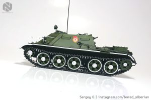 37038 TOP ARMOURED RECOVERY VEHICLE + Sergey Osipov