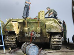35319 GERMAN TANK REPAIR CREW. SPECIAL EDITION + 35591 FIELD WORKSHOP + Gonzalo de Ramon Sanchez