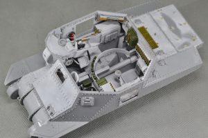 35217 GRANT Mk.I INTERIOR KIT + Sergei