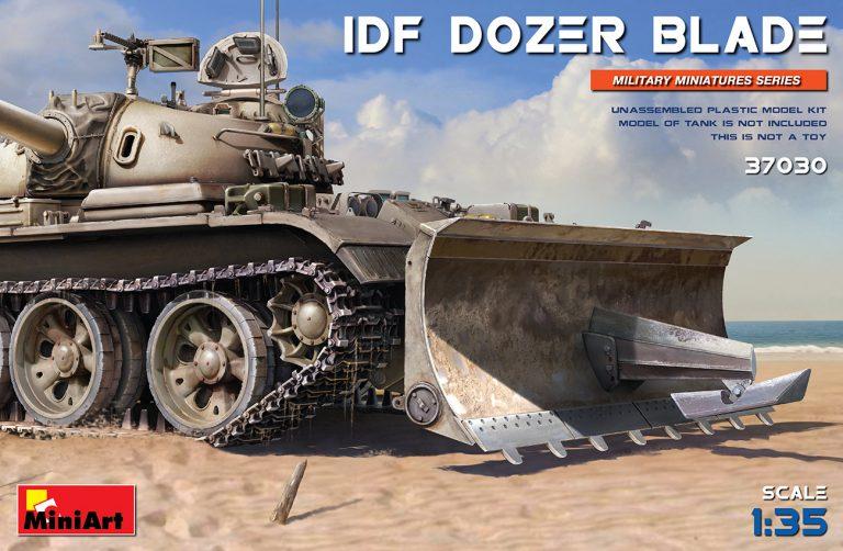 37030 IDF DOZER BLADE