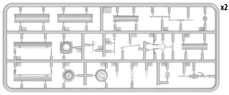 35620 ITALIAN PETROL STATION 1930-40s