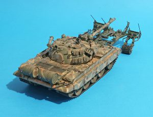 37040 MINE-ROLLER KMT-9 + Evgeny Brovkin