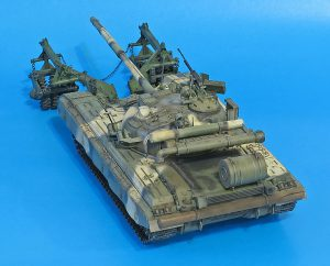 37036 KMT-5M MINE-ROLLER + Evgeny Brovkin