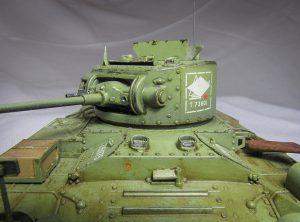 35123 VALENTINE Mk. VI CANADIAN – BUILT EARLY PROD. + Alexander Fedorov
