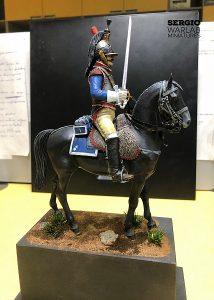 16015 FRENCH CUIRASSIER NAPOLEONIC WARS + S.Skashuck