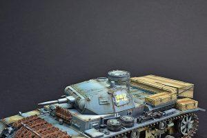 35213 Pz.Kpfw.III Ausf. DB + Denis Panov