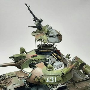 37020 T-55A MOD.1981 INTERIOR KIT + Yuriy_Khloptsew