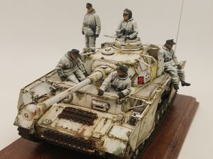 35249 GERMAN TANK CREW (WINTER UNIFORMS) SPECIAL EDITION + Omik