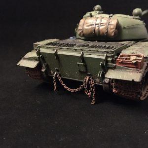37027 T-55 SOVIET MEDIUM TANK + Fredrik