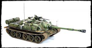 37042 SU-122-54 LATE TYPE + Xuân Hà