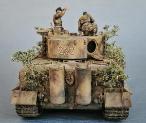 35252 GERMAN TANK CREW (FRANCE 1944) SPECIAL EDITION + Military Models Network