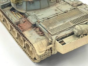 37055 SLA HEAVY APC-54. INTERIOR KIT + Peter Robinson
