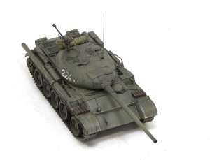 37003 T-54-1 SOVIET MEDIUM TANK. INTERIOR KIT + Sergey Kulakov