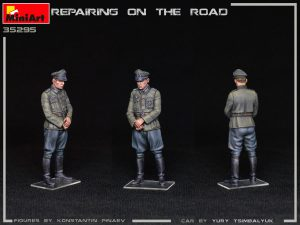 35295 REPAIRING ON THE ROAD + Konstantin Pinaev + Yury Tsimbalyuk