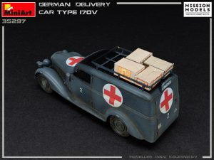 Photos 35297 GERMAN DELIVERY CAR TYPE 170V