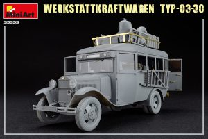 Build up 35359 WERKSTATTKRAFTWAGEN TYP-03-30