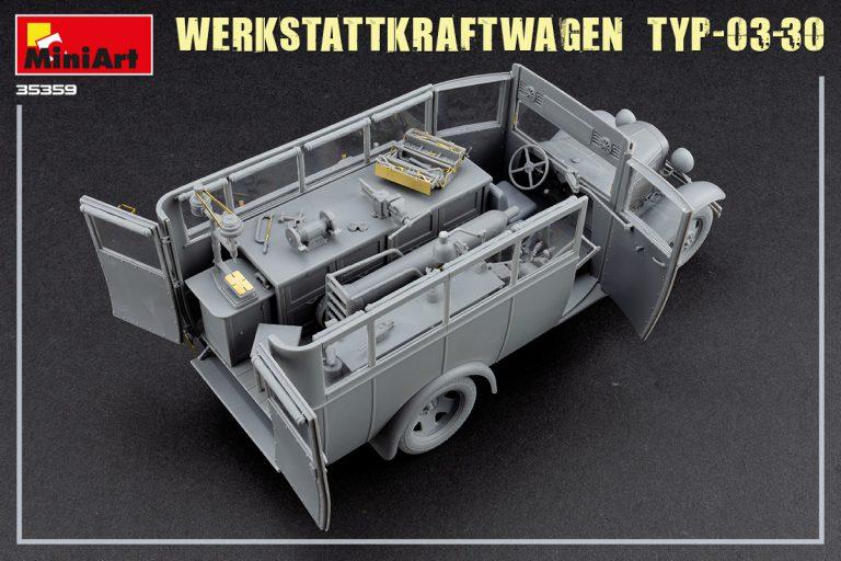 35359 WERKSTATTKRAFTWAGEN TYP-03-30