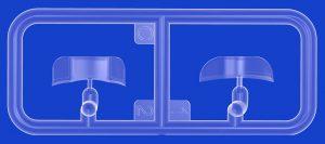 Content box 41018 FOCKE-WULF FW C.30A HEUSCHRECKE. LATE PROD