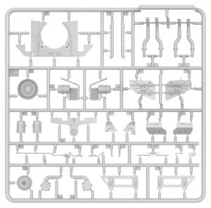Content box 37071 EGYPTIAN T-34/85. INTERIOR KIT