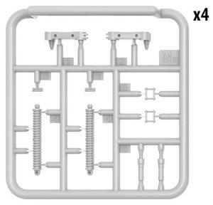 Content box 35293 T-34/85 m/D-5T PLANT 112. Frühling 1944