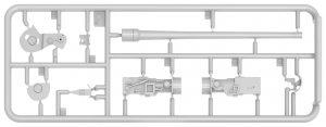 Content box 37071 埃及T-34/85坦克 带内构