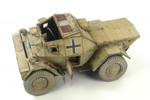 35082 LEICHTER Pz.kpfw. 202(e) w/CREW DINGO Mk.I + 장성준