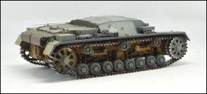 35210 STUG. III 0-SERIES + StalinFalke
