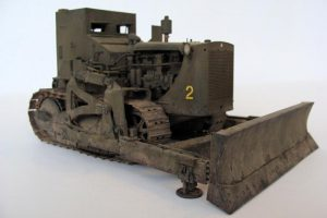 35188 U.S. ARMOURED BULLDOZER + Jacob Hederstierna-Johnse