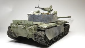 37090 T-55A POLISH PRODUCTION + Rolling Thunder Models