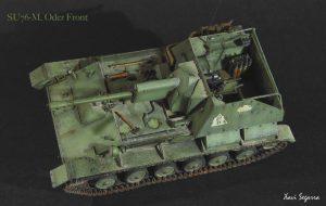 35143 SU-76M SOVIET SELF-PROPELLED GUN w/CREW + Xavier Segarra