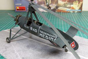41006 AVRO CIERVA C.30A CIVILIAN SERVICE + petetasker