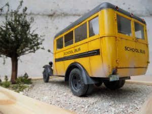 38005 PASSENGER BUS GAZ-03-30 + Roberto Fusaglia