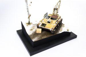 35238 BERGEPANZER T-60 ( r ) INTERIOR KIT + Ivan Jensen Taylor
