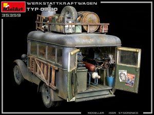 35359 WERKSTATTKRAFTWAGEN TYP-03-30 + Igor Sydorenko