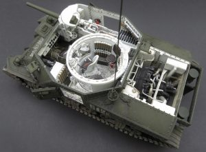 35206 M3 LEE EARLY PRODUCTION. INTERIOR KIT + Boris