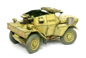 35067 DINGO Mk.1b BRITISH SCOUT CAR w/CREW + Czechoslovak Modellers Seriously