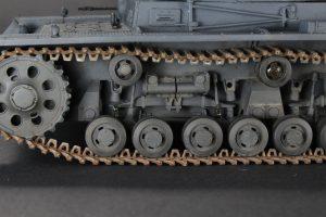 35221 Pz.Kpfw.III Ausf.B w/Crew + Champion Scale Modelling