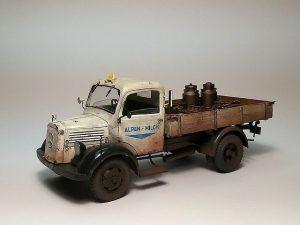 38014 GERMAN CARGO TRUCK L1500S