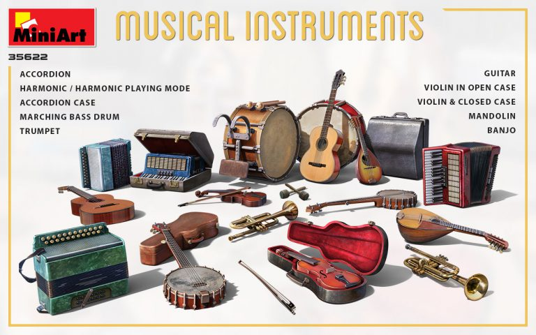 35622 MUSICAL INSTRUMENTS