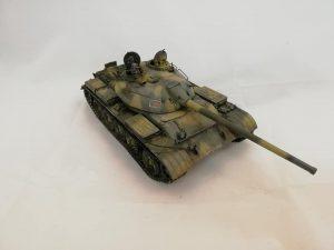 37012 T-54-2 SOVIET MEDIUM TANK. Mod. 1949 + Michael Keenan