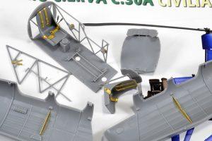 41006 AVRO CIERVA C.30A CIVILIAN SERVICE + Garage Session Modelling