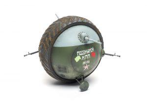 "40001 SOVIET BALL TANK ""Sharotank"" INTERIOR KIT + Mike Scharf"