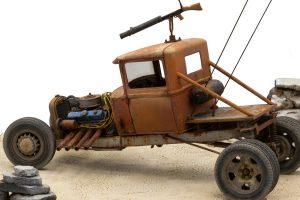 35136 GAZ-AAA Mod. 1940. CARGO TRUCK + Fabrizio Mercuri
