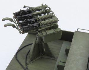 35186 SOVIET 1,5 t. TRUCK w/ M-4 Maxim AA Machine Gun +