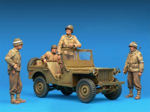 Photos 35308 U.S. JEEP CREW & MPs. SPECIAL EDITION