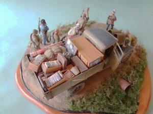 35124 GAZ-AA CARGO TRUCK 1.5t TRUCK + Mikhail Ukolov