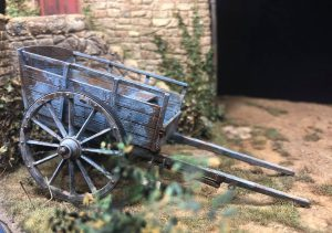 35542 FARM CART + Armor Models by Glenn Bartolotti