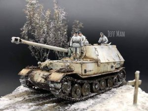 35249 GERMAN TANK CREW (WINTER UNIFORMS) SPECIAL EDITION + Jeff Man