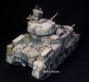 35276 GRANT Mk.I + Matt Edwards