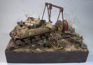 35591 FIELD WORKSHOP + 35589 5 TON GANTRY CRANE & EQUIPMENT + 35587 ALLIES JERRY CANS SET WW2 + 35583 CABLE SPOOLS + 35564 OFFICE FURNITURE & ACCESSORIES + 35321 CONTINENTAL R975 ENGINE + 35047 U.S. JEEP CREW & MP + Alexander Fomin